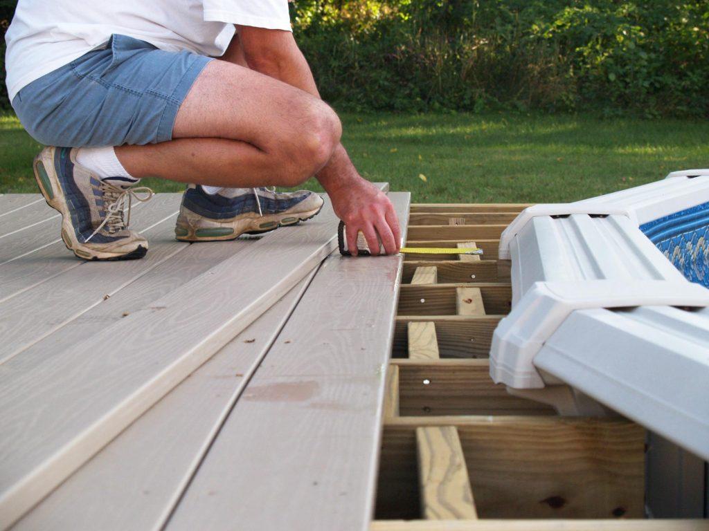 Deck Builders Omaha Pros - Pool and Spa Decks 1